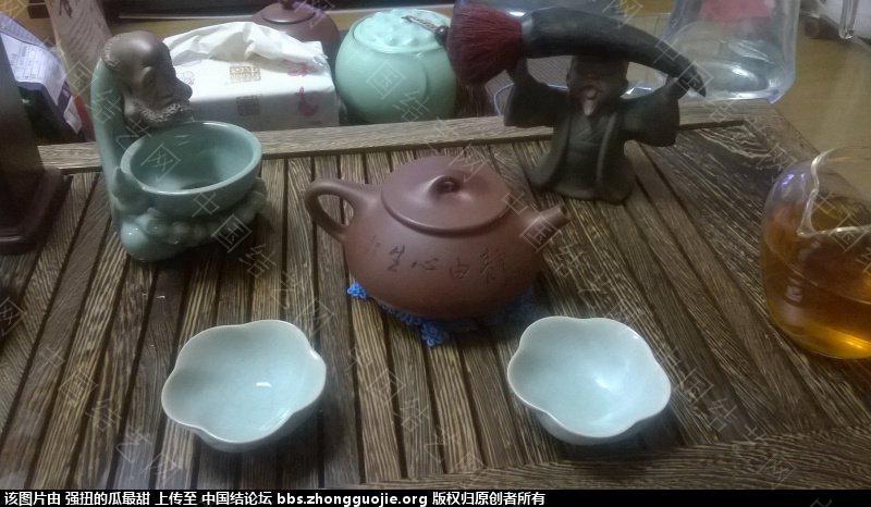 中国结论坛 为茶壶做的垫 茶壶,做的,做茶壶的名家,茶壶为啥垫丝瓜垫,茶壶垫图片大全 作品展示 20204686c2ftt1rmepopo8