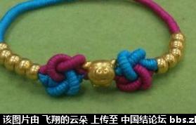 中国结论坛 提问:这个结是什么结  结艺互助区 2311135velvloixrfxroll