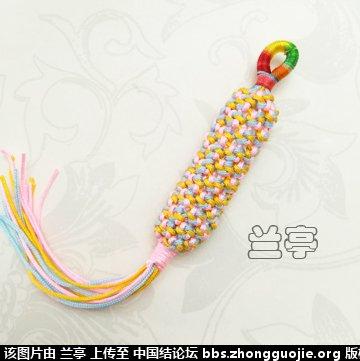 中国结论坛 六瓣花柱 包饰  兰亭结艺 172744lei1qrwi3lqe0qlb