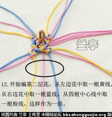 中国结论坛 六瓣花柱 包饰  兰亭结艺 172745o9p3kh339t3c1ck1