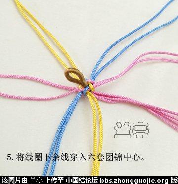中国结论坛 六瓣花柱 包饰  兰亭结艺 172747uavcataaaj3ap5pp