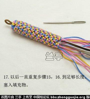 中国结论坛 六瓣花柱 包饰  兰亭结艺 172844ssfrl84jzs0r8n9n