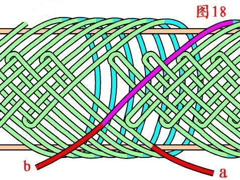 中国结论坛 新创手镯(有教程) 手镯 走线图教程【简图专区】 075330ovav2ngpaijac2ap