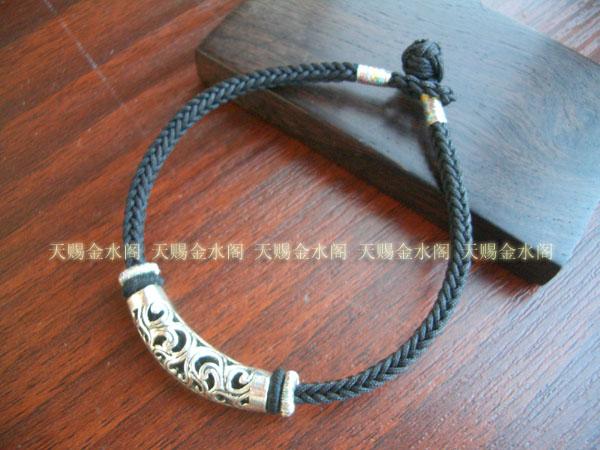 中国结论坛 初试绕线 手链,绕线 作品展示 173938ul80zu4yal232suv