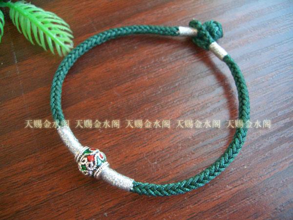 中国结论坛 初试绕线 手链,绕线 作品展示 173939axfiiflmf8fbhjz1