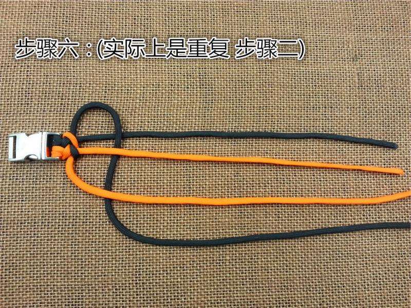 中国结论坛 DIY 伞绳手链 鱼骨编法 详细图解 手链 图文教程区 173739duuidc81vi8m4uxx