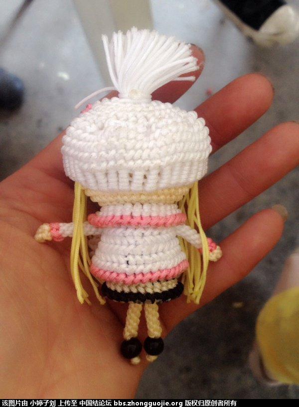中国结论坛 带帽子的大头娃娃  立体绳结教程与交流区 123846mpkk0ttqssmr4grp
