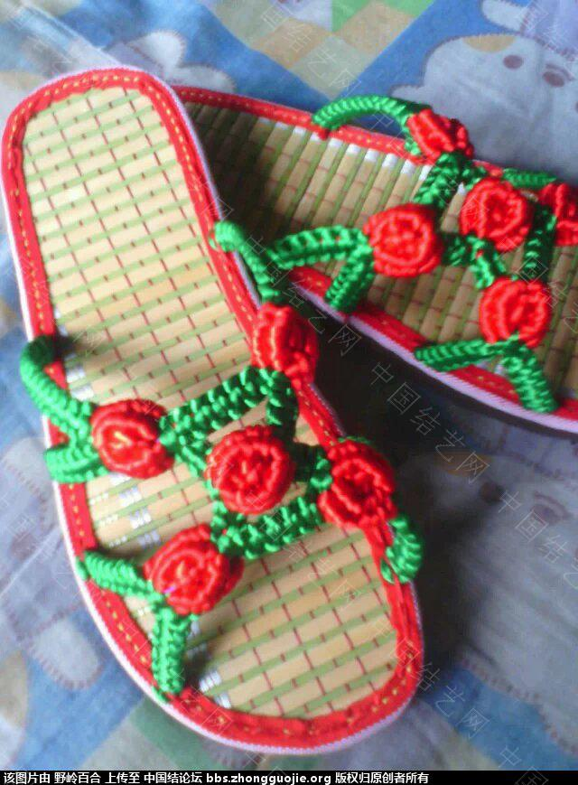 中国结论坛 仿制的两款拖鞋 拖鞋 作品展示 162014o7cieabjia7ob3lz