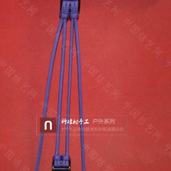 中国结论坛 【太阳花】伞绳手链编织教程 太阳花 图文教程区 104050rceca6tz6mea33m2