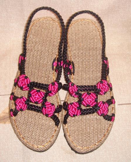 中国结论坛 我编的鞋  作品展示 131221s1kft1kf1pjfyft5