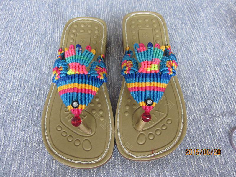 中国结论坛 简单好编的热带天使魚拖鞋 朋友,天使,拖鞋 图文教程区 141141i9yvtzd0p9xri7z9