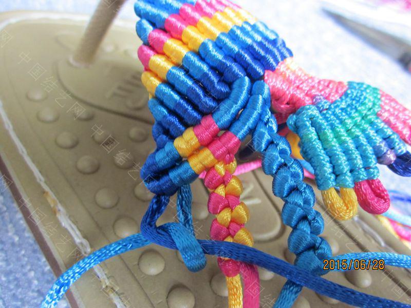 中国结论坛 简单好编的热带天使魚拖鞋 朋友,天使,拖鞋 图文教程区 143307a2s02oi22iufuvzi