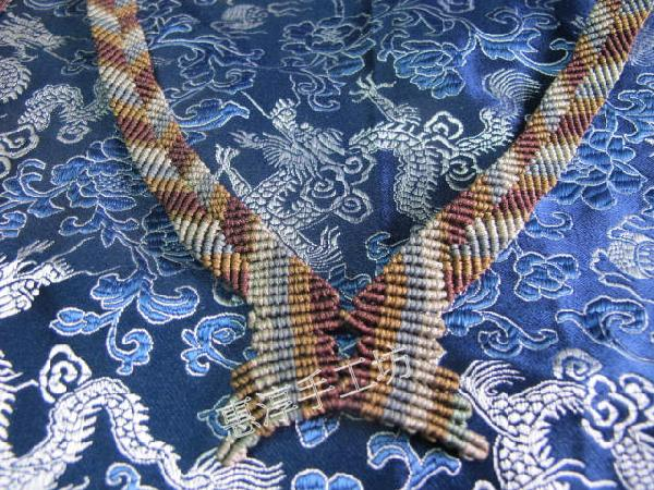 中国结论坛 項鍊漸層色編法跟變化 项链松紧结编法图解,每粒珠子中间打结方法,一根绳子编法大全简单,二根绳子各种编法图解 图文教程区 103840q6qnlowsvu236377