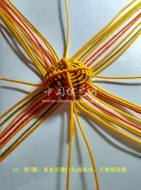 中国结论坛 八宝葫芦 葫芦 立体绳结教程与交流区 142012imfmt135oj421uax