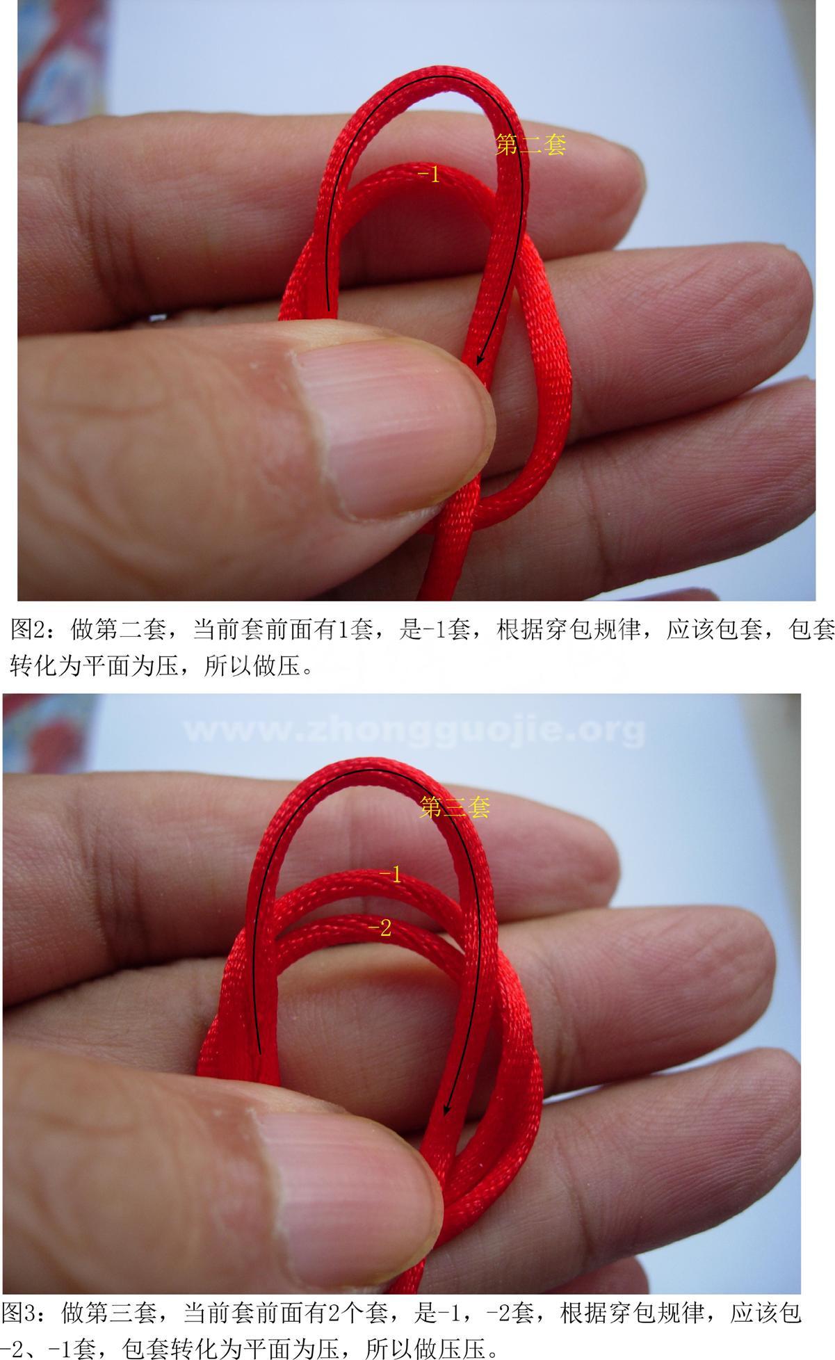 中国结论坛 8套1-2星辰结徒手编结过程  丑丑徒手编结 123508fvez2n2822gvk2oo