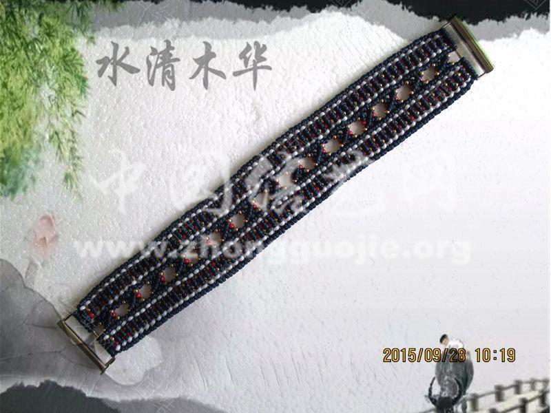 中国结论坛 [水清木华作品]60-兰花布似的手链 兰花 作品展示 194849cbj5rjqb4465i6iq