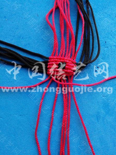 中国结论坛 瓢虫小草帽的编结过程 草帽 图文教程区 203034ztskvsy9kmuktkzz