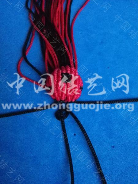 中国结论坛 瓢虫小草帽的编结过程 草帽 图文教程区 204333u6sfly2ixlsls623