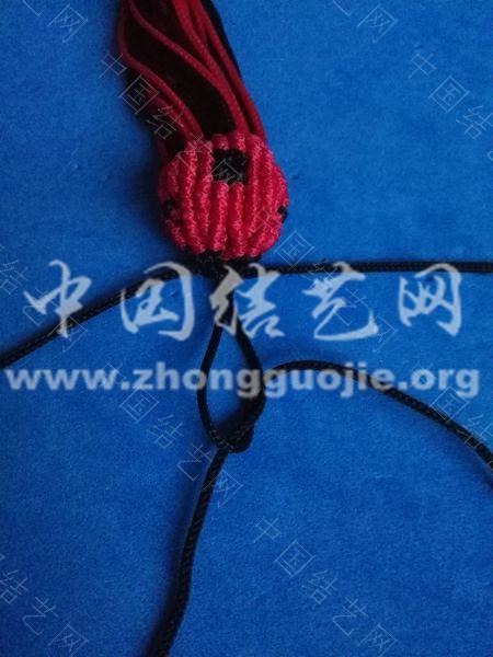 中国结论坛 瓢虫小草帽的编结过程 草帽 图文教程区 204500re7kno146x8fn89e
