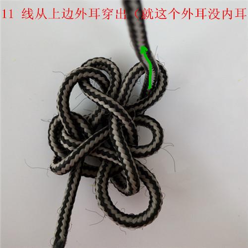 中国结论坛 徒手编六瓣团锦结  图文教程区 091844x86kzy88kr5ksy85