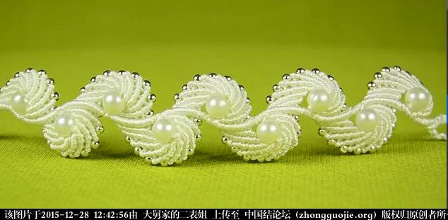 中国结论坛 白色手绳  视频教程区 124241k1cd14s794z784w1
