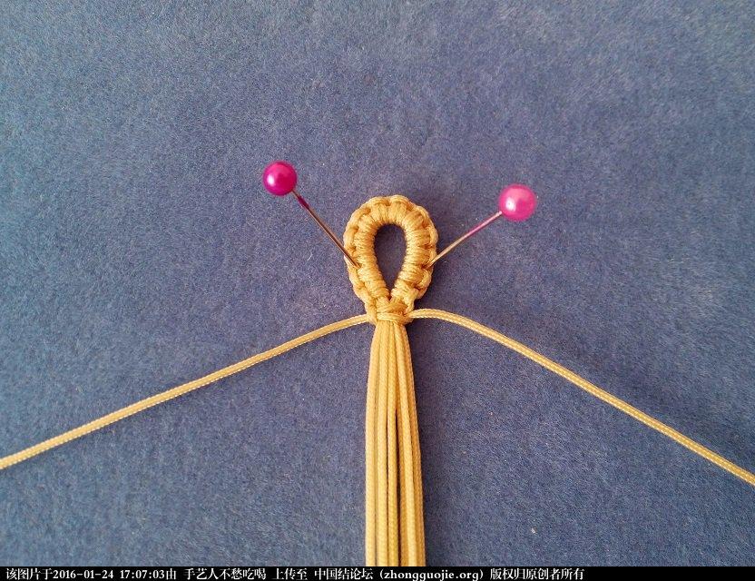中国结论坛 螺旋立体串珠手绳 串珠 图文教程区 170629y4qqbrmv1p4gq0pv