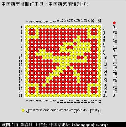 中国结论坛 自己制作的平安字版  图文教程区 080620s9sak5s85ss511s5