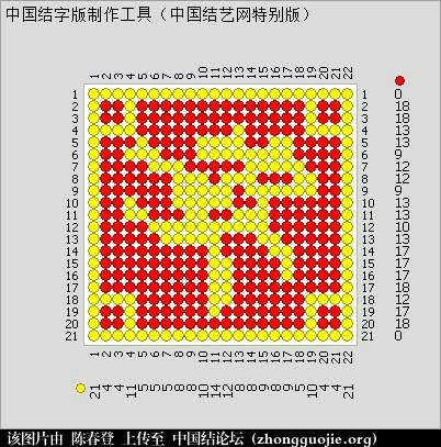 中国结论坛 自己制作的平安字版  图文教程区 080621lvkvogf6s8bkk6ws