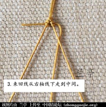 中国结论坛 过年给小孩编条小鱼手链吧(年年有余)  兰亭结艺 082344lqfkxvfq1jojdfdx