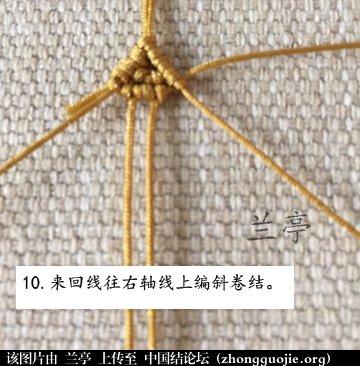 中国结论坛 过年给小孩编条小鱼手链吧(年年有余)  兰亭结艺 082346nnyee21o2jzz2yrv