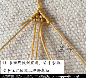 中国结论坛 过年给小孩编条小鱼手链吧(年年有余)  兰亭结艺 082347rhphsw2ycc7jhg2y