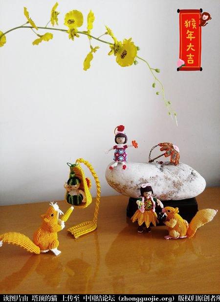 中国结论坛 图个热闹  立体绳结教程与交流区 151952kw1w06ju9gg6sw6u