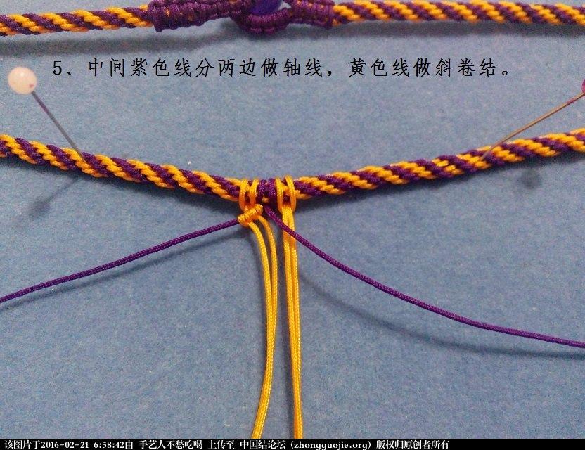 中国结论坛 印度风项链3的教程来喽! 印度,项链 图文教程区 065807ji4054t1bfutmet1