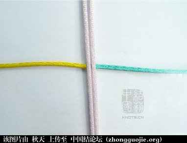 中国结论坛 平结 初级达标 基本结-新手入门必看 103206ao1ongxo9xz1c9oq