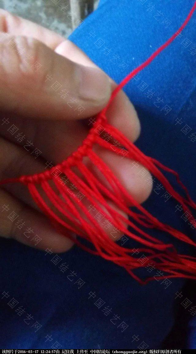 中国结论坛 脸谱毛衣链 毛衣链 图文教程区 121917kdt4srtatsldc4fz