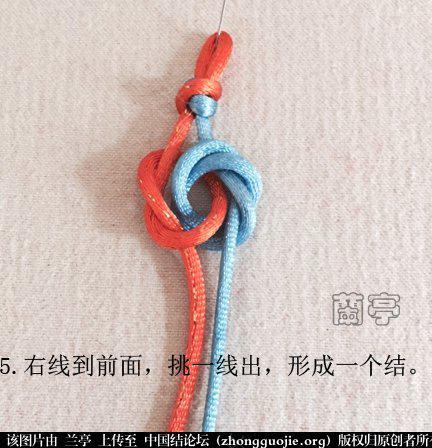 中国结论坛 曼陀罗(同心结变化) 曼陀罗,同心 兰亭结艺 165624p3xmnxii7t8ozxvx