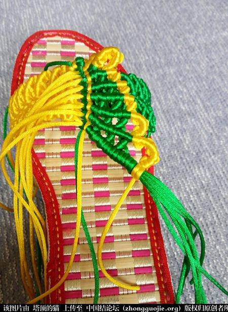 中国结论坛 两色蝴蝶拖鞋 蝴蝶,拖鞋 图文教程区 215716sto9obh9dqxxcobu