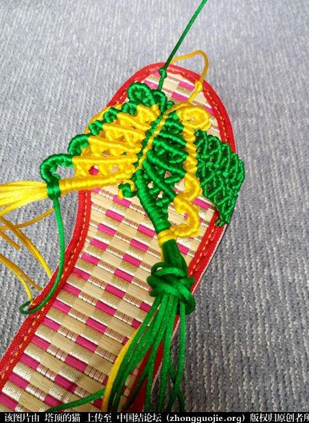 中国结论坛 两色蝴蝶拖鞋 蝴蝶,拖鞋 图文教程区 220157vbjhh1i12q5i552j