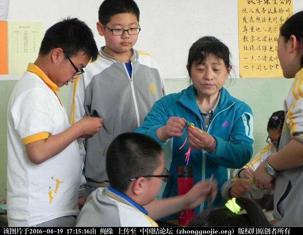 中国结论坛 非遗传承结硕果--记第一册第一期师资传习班毕业的学员  中国结文化 165956us1i1u19n2s9sktn