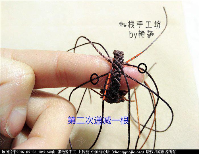 中国结论坛 macrame琥珀戒指       教程 戒指 图文教程区 105041nxxqvschhshsvkhs