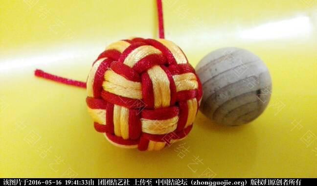 中国结论坛 多面球  作品展示 194133l1tohxhoa0cu0jv3