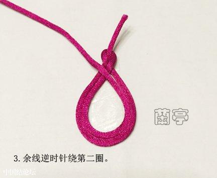 中国结论坛 琵琶团锦组合结  兰亭结艺 180147eulb5502uhu1t222