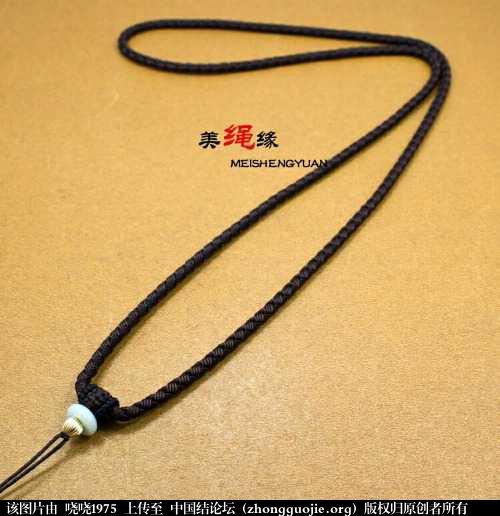 中国结论坛 看到款挂绳  简洁大方  请大家帮忙看看怎么做的 手机壳怎么穿挂绳图解,项链挂绳,手机挂绳编法,挂绳怎么用,手机挂绳 结艺互助区 132433t9ilwqbq2ehq9n3a