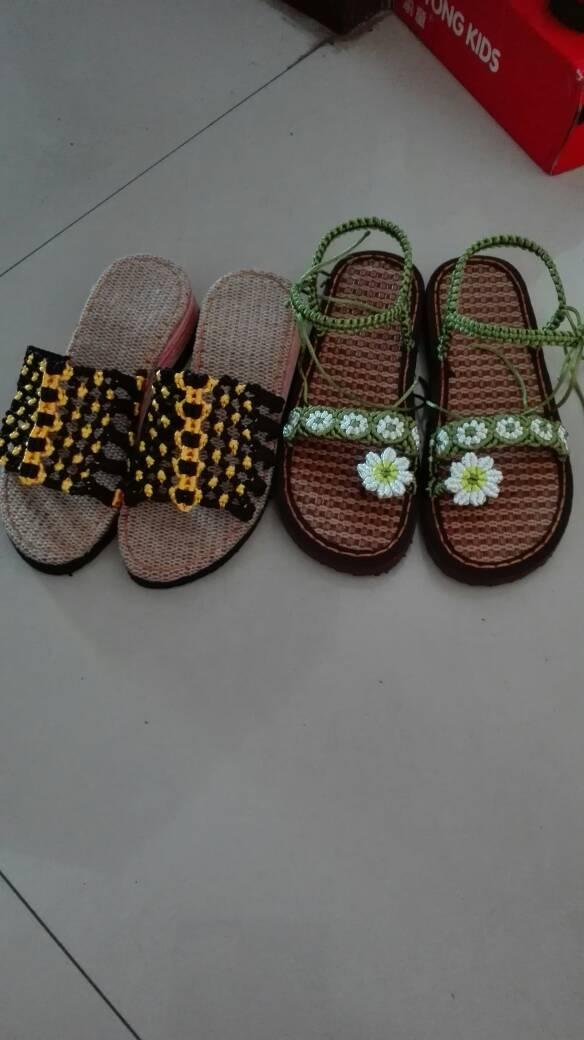 中国结论坛 整个夏天都忙着编凉鞋了,想学习新知都没时间…  作品展示 212302yz3fkkehzvw3y4iv