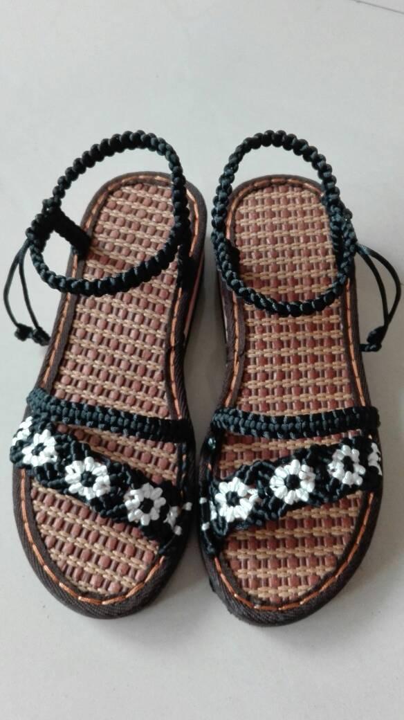 中国结论坛 整个夏天都忙着编凉鞋了,想学习新知都没时间…  作品展示 212303rz9qfz1rnnymyqd9