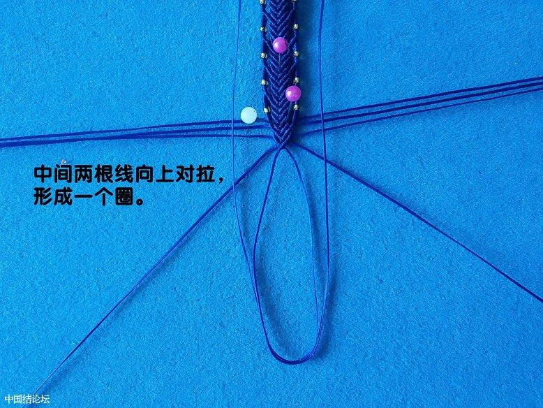 中国结论坛 花式桶珠手绳  图文教程区 110141mivlsblakzvm2vi1