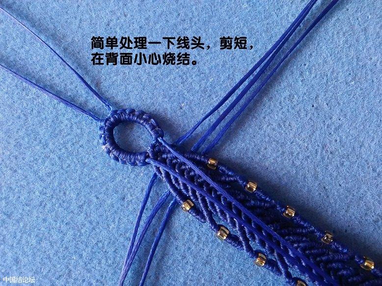 中国结论坛 花式桶珠手绳  图文教程区 110152mb8n8ecsrc8tjpzo