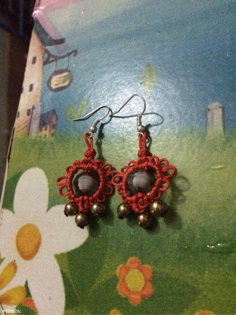 中国结论坛 耳饰手链和挂件 手链 作品展示 215233ekoebf85aoca9t5e
