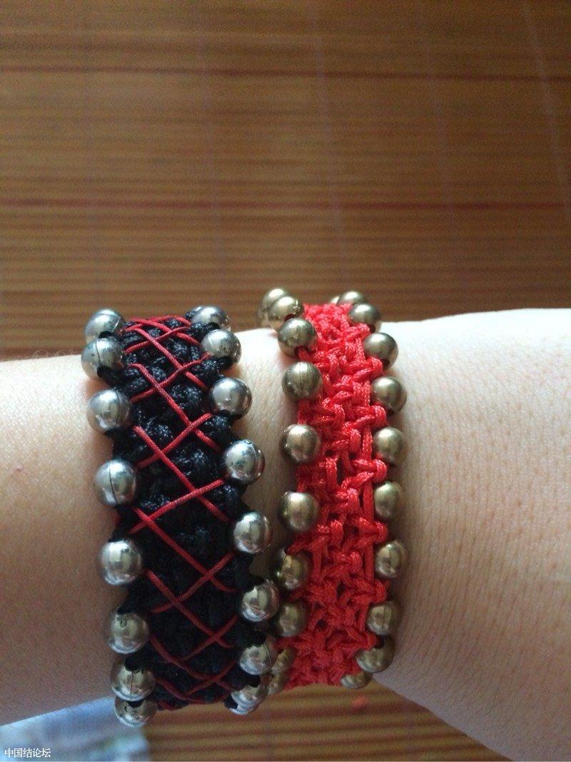 中国结论坛 耳饰手链和挂件 手链 作品展示 215234spug55zgnnu2n1xc