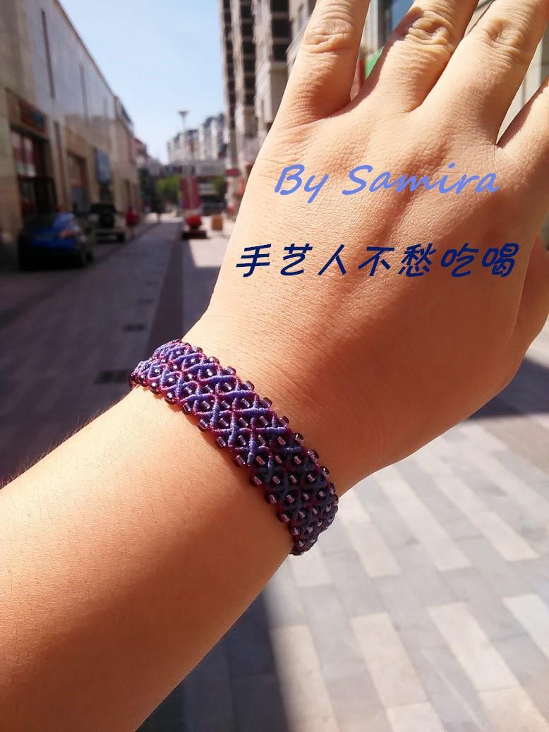 中国结论坛 气质型串珠手链 串珠 图文教程区 161730z7rny1kpw1myhent